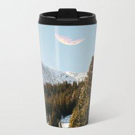 Daylight Moon Metal Travel Mug