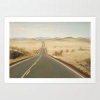 arizona Art Prints featuring Arizona by anne m bray