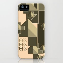 Phallic Attachment iPhone Case