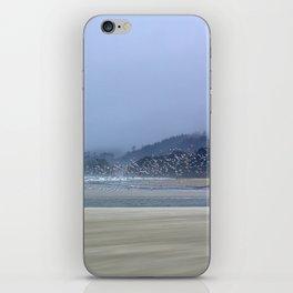 beach flight iPhone Skin