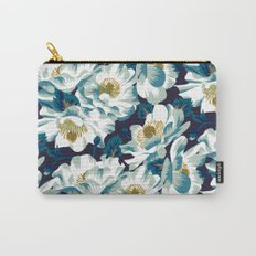 Mount Cook Lily (Night) Carry-All Pouch