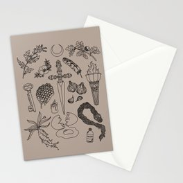 An Offering for Hecate (Hekate) Stationery Cards