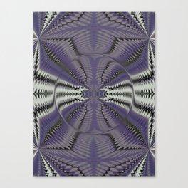 Wart Eye Pattern 5 Canvas Print