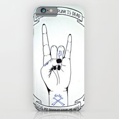 Dirty - Disco Sucks, Punk is Dead iPhone 6s Slim Case