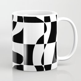 It's Not Always So Black And White Coffee Mug