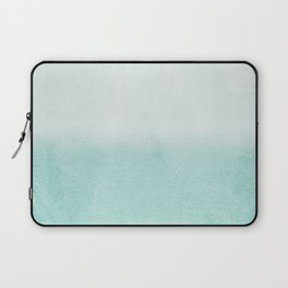 FADING AQUA Laptop Sleeve