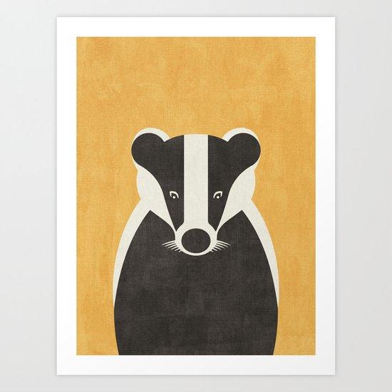 FAUNA / Badger by danielcoulmann