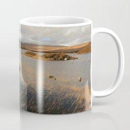 Rannoch Moor Landscape of Scotland Coffee Mug