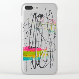 Sally Clear iPhone Case