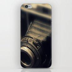 The Night Grows Pale iPhone & iPod Skin