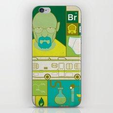 Breaking Bad iPhone & iPod Skin