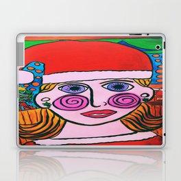 """""""Mary's Happy Christmas"""" Laptop & iPad Skin"""