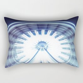 Big Wheel Rectangular Pillow