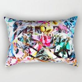 Craziness Rectangular Pillow