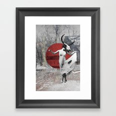 No Matter How Hard You Look, You'll Never Find It Framed Art Print