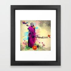Chapaak Chai Framed Art Print