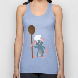 Ratatouille! Unisex Tank Top