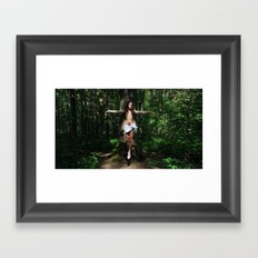 Jesus Christ Framed Art Print