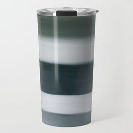 grey strata Travel Mug