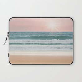 Sand, Sea, and Sky Laptop Sleeve