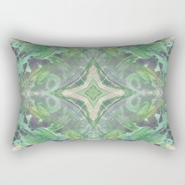 Abstract Texture Rectangular Pillow