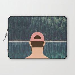 > line Laptop Sleeve