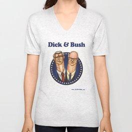 Dick & Bush Unisex V-Neck