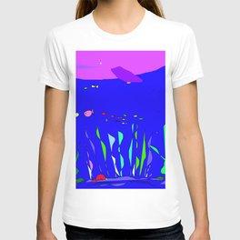 undersea T-shirt