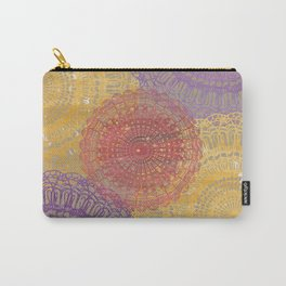 Doilies 2 Carry-All Pouch