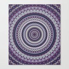 Mandala 490 Canvas Print
