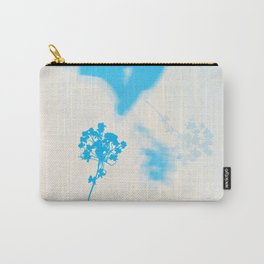 Natural Meditations: Queen Anne's Lace Carry-All Pouch