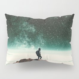 Intergalactic Adventure Awaits Pillow Sham