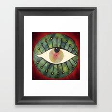 occhio yap 02 Framed Art Print