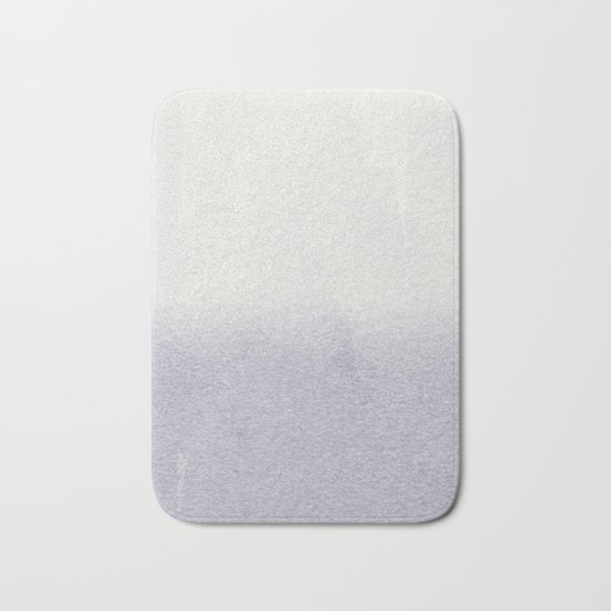 FADING GREY Bath Mat