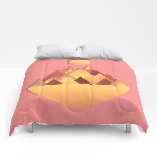 Hot Peaks Alternative Comforters