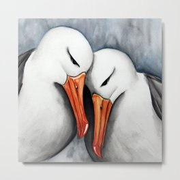 Albatross Metal Print