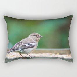 Chaffinch Rectangular Pillow