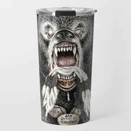 Inglourious Basterds (Quentin Tarantino) The Bear Jew Travel Mug