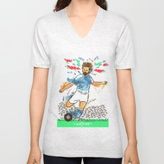Andrea Pirlo The Maestro Unisex V-Neck