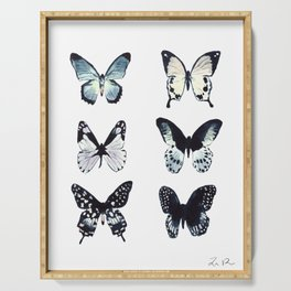 Butterfly Collection Serving Tray
