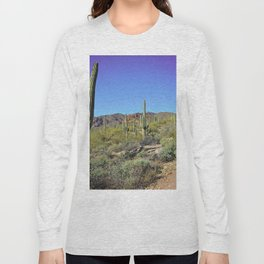 Superstition Mountains Long Sleeve T-shirt