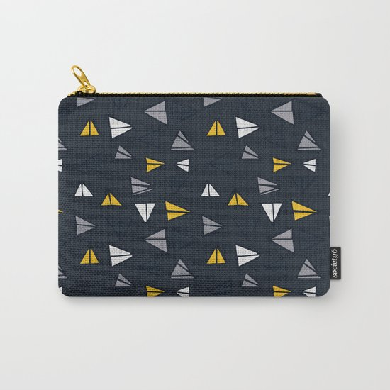 Triangle Trail Carry-All Pouch