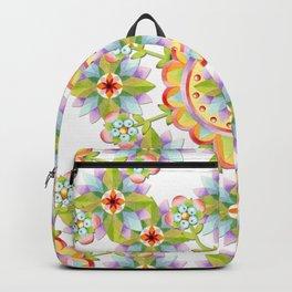 Starflower Blossoms Backpack