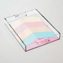 Ice Cream Walls Acrylic Tray
