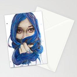 Unspoken Smile Stationery Cards