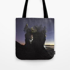 Erosion of Time Tote Bag