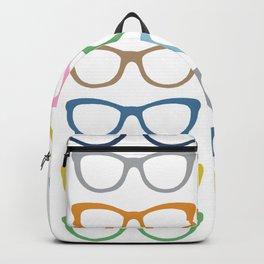 Glasses #3 Backpack
