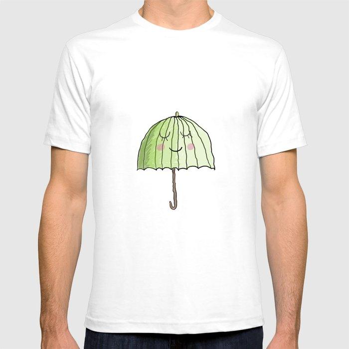 cute UMBRELLA T-shirt