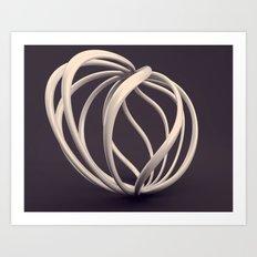 XY1 Art Print