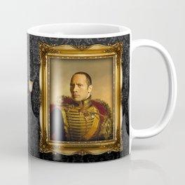 Dwayne (The Rock) Johnson - replaceface Coffee Mug